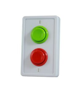 Arcade Light Switch Cover Plate Single Switch $9.99
