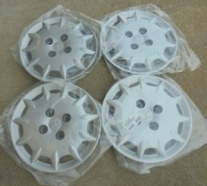 15 2001 02 Honda Accord 11 Spoke Lx 4 Cyl Model Hubcaps Wheel Covers