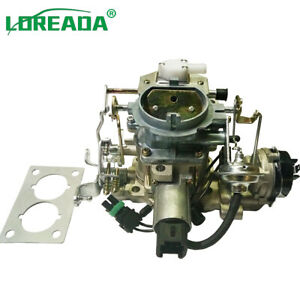 Carburetor 2 Barrel C2bbd W electric Feedback For Jeep Wrangler J10 Scrambler