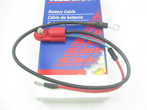 Acdelco 4sx31 1fs Battery Cable Battery To Switch 12157434