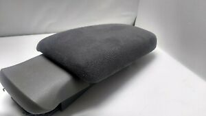 2006 2011 Honda Civic Sliding Center Console Lid Arm Rest Gray Cloth Oem