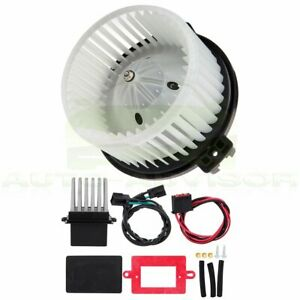 A c Heater Blower Motor 700011 And Resistor For Jeep Grand Cherokee