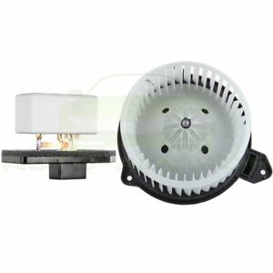 A c Heater Blower Motor And Resistor 973 020 For Dodge Ram 1500