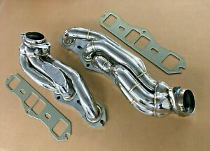 A Body Oldsmobile 350 Powered Dual Exhaust Manifold Replacement Headers Thornton
