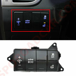 Crush Pad Lower Switch Complete Oem Parts For Hyundai 2012 2016 I30 Elantra Gt