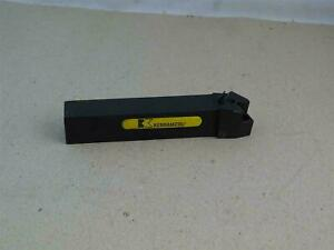 Kennametal Indexable Lathe Grooving And Cutoff Tool Holder Srhi 164d kc3