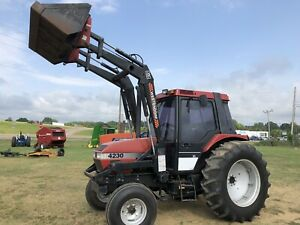 Case Ih 4230 Diesel Tractor Only 1481 Hours Cold Air Real Nice
