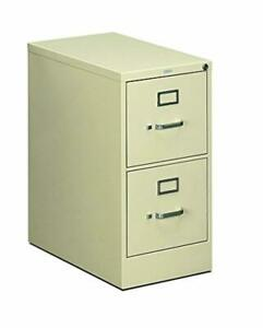 Hon Two drawer Filing Cabinet 510 Series Full Suspension Letter File Cabinet 2