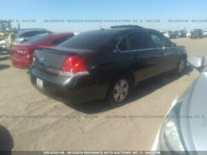 Passenger Front Seat Bucket Opt Ar9 Leather Electric Fits 06 08 Impala 1157691