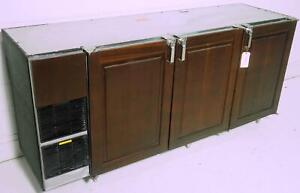 Glas Tender Bb 84 Beer Bottle Back Bar Cooler 7ft Uc