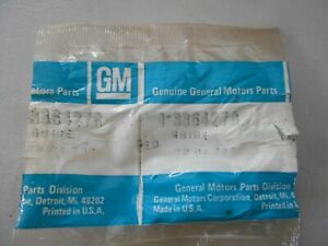 1965 82 Corvette Parking Brake Cable Guides Nos Gm 3864278 Lot Of 8 Guides