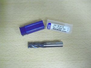 1 2 Garr Carbide End Mill Vhm Hog Mill 4f Altin
