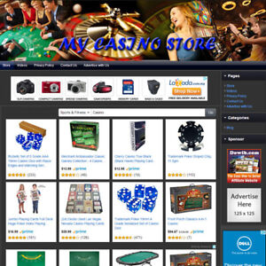 Casino Store Top Dropship Website Home Based Business High Potential Income