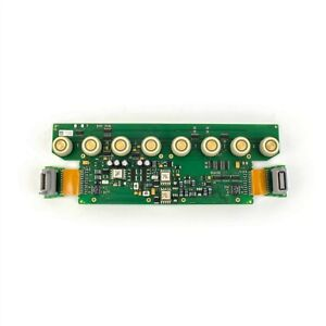 Philips Intellivue Fms 8 Module Rack Main Circuit Board Assembly