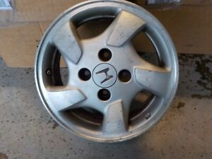1998 1999 2000 Honda Accord 4 Lug 15 Inch Factory Oem Wheel Rim