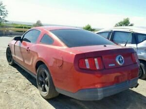 Passenger Front Seat Bucket Coupe Air Bag Leather Fits 10 12 Mustang 1158494