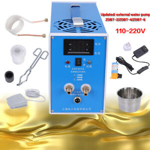 Zvs Induction Heater Induction Heating Machine Metal Melting Furnace Weld Usa