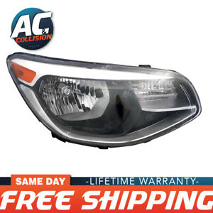 20 9515 00 1 Headlight For 2014 2016 Kia Soul Rh