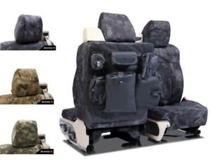 Ballistic Kryptek Tactical Custom Fit Seat Covers For Nissan Titan
