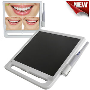 17 Wifi Digital Lcd Aio Multimedia Monitor Dental Intra Oral Camera Dentist Ce