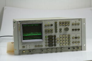 Hp 3585a 20 Hz To 40 Mhz Spectrum Analyzer
