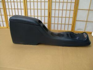 95 96 97 Chevy S10 Gmc Sonoma S15 4x4 Pickup Truck Blue Armrest Center Console