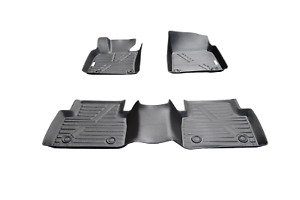For 2018 2020 Toyota Camry 3d Floor Mats All Weather Protection Tpe Liners Black