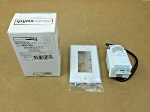 Nib Sensor Switch Wsd wh Motion Detector Switch 120 277vac 1200w 1 4hp 2 Avail