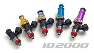Injector Dynamics Id2000 Injectors For Ford Mustang Gt 2011