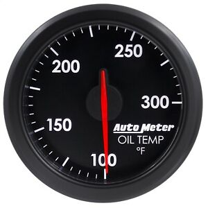 Autometer 9157 t Airdrive Transmission Temperature Gauge