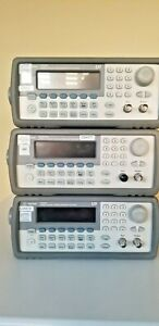 Agilent 33220a 20 Mhz Function arbitrary Waveform Generator