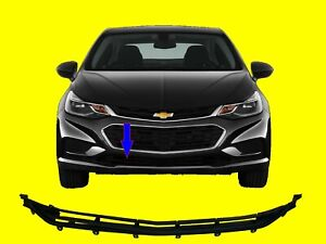 Grille Lower For Chevrolet Cruze W o Rs 2016 2017 2018 84212683 Gm1036191