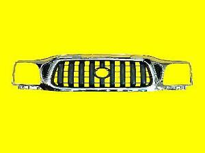 Grille For Toyota Tacoma 2001 2004 5310004240 To1200248