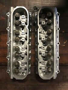Chevy 6 0 Rebuilt Cylinder Heads 317 Casting