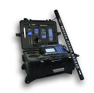 Mwf Mf 9700 Quinary Professional Long Range Geolocator Metal Detector For Gold