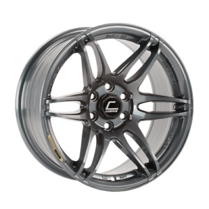 Cosmis Mrii 18x10 5 20mm 5x114 3 Gun Metal Wheel
