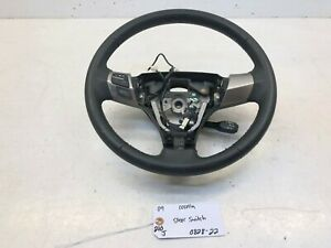 09 10 Toyota Corolla Oem Left Driver Front Steering Wheel With Switches