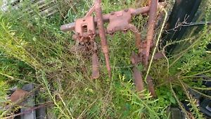 Farmall Cub International Front Cultivator Mount Set Tractor With Teeth