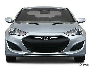 Front Bumper Cover For Hyundai Genesis Coupe 2013 2016 865112m300 Hy1000197