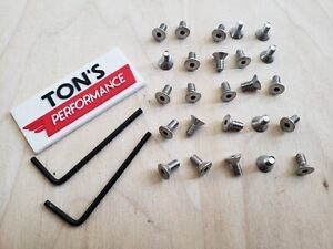 American Racing Torq Thrust Center Cap Screws Vintage Hot Rod Custom Style