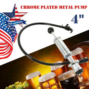 Beer Keg Tap Pump 4 Short Stroke Pump Heavy Duty Party Taps D System Pumping Us
