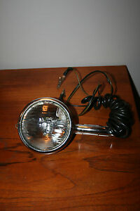 Vintage Unity Car Trouble Light Made In The Usa Working Condition With Hanger