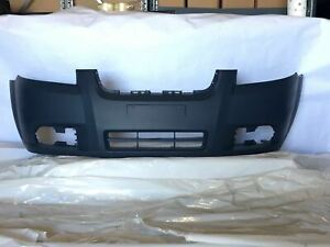 Front Bumper Cover For 2007 2011 Chevrolet Aveo 96648503