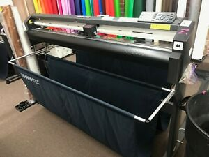 Large Format Plotter Graphtec 8000 130 54 Inch Wide 2400