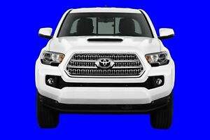 Aftermarket Hood For Toyota Tacoma 2016 2020 W scoop Hole 5330104230 to1230240