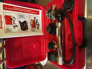 Snap On Coolant System Tester Svts262c Brand New