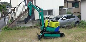Excavator Yanmar Vio10 2 Made In Japan