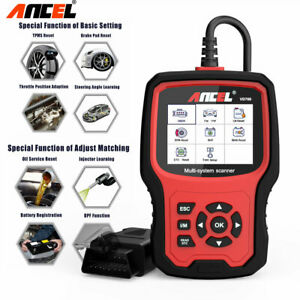 Automotive Obd2 Code Reader For Vag Airbag Abs Srs Oil Epb Dpf Diagnostic Tool