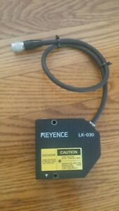 used Keyence Lk 030 Laser Displacement Sensor 1pcs