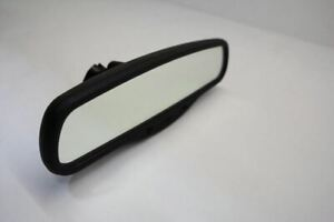 1998 2011 Lincoln Town Car Rear View Mirror Auto Dim Assmbly Oem